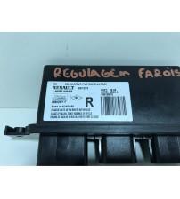 Modulo Regulador Faróis Renault Fluence 2013