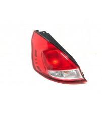 Lanterna Traseira Esquerda Ford New Fiesta 2014 C/ Detalhe