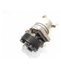 Compressor Ar Condicionado Nissan Tiida 2012 C/ Polia Torta