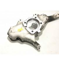 Montante Roda Dianteira Direita Bmw X5 4.4 V8 2011 6773784