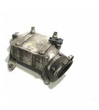 Intercooler Lado Esquerdo Bmw X5 4.4 V8 N63 2011 7575403