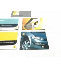 Manual Instruções Renault Megane 2010